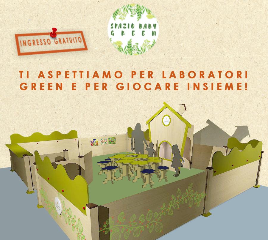 Spazio Baby Green – Laboratori e Giochi per Bambini a Milano