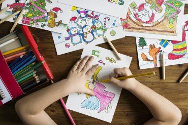 Pedagogia steineriana: imparare forme e colori divertendosi