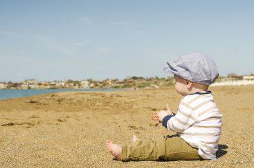 Giochi con la sabbia: tutti i benefici per il bambino