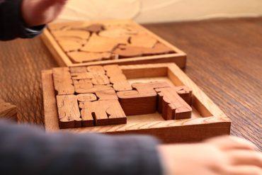 Puzzle e giochi ad incastro: per far sviluppare l'intelligenza ai bambini