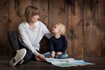Se un bambino ha difficoltà a separarsi dalla mamma